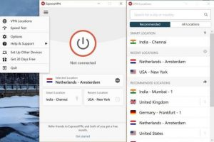 Express VPN 9.0.20 Crack + Serial Key 2021 Latest Download