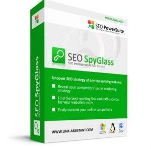 SEO SpyGlass 6.49.6 Crack