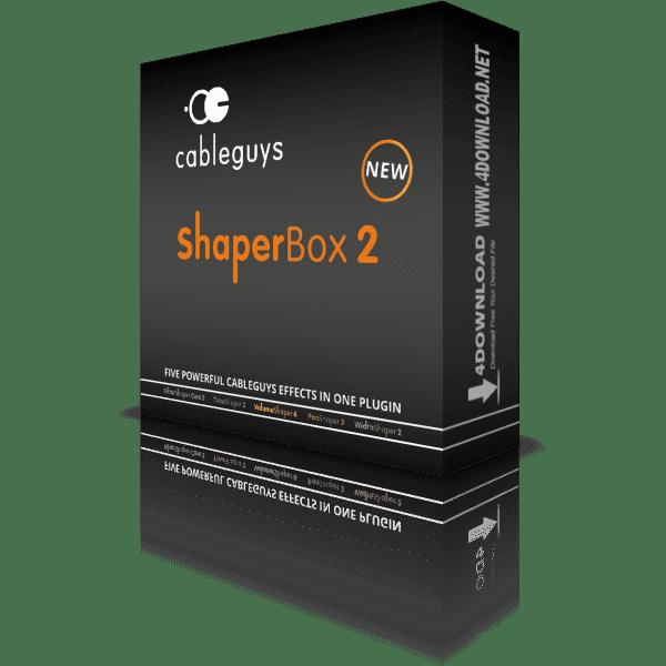 Cableguys Shaperbox Bundle Crack Latest Version Free Download