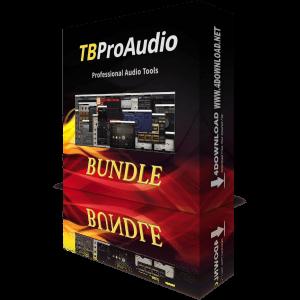 TBProAudio Bundle 2021.8 Crack