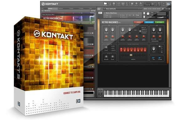 Native Instruments Kontakt Crack 6 v6.4.0 Full Version Free Download