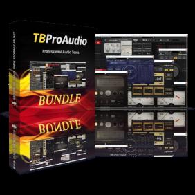 TBProAudio Bundle Vst Crack + Win & Mac Free Download {Latest} 2021