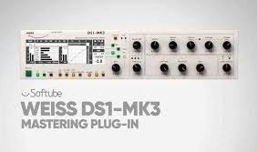 Softube Weiss DS1-MK3 Crack