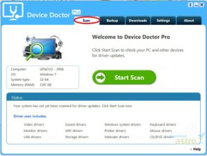 Device Doctor Pro 5.3.521.0 With Crack Plus Serial Key [Latest] 2021