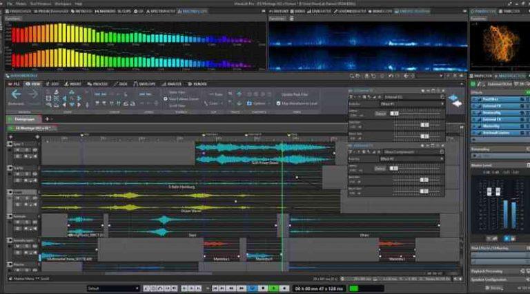 Wavelab Pro Crack 10.0.45 VST + Serial Keygen Download {Latest} 2021