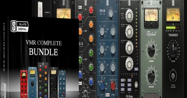 Slate Digital VMR Complete Bundle v2.5.2.1 Mac With Crack