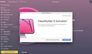 CleanMyMac X 4.8.8 Crack With Keygen [Latest] 2022