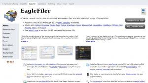 EagleFiler 1.9.8 Crack MAC With License Code [2022]