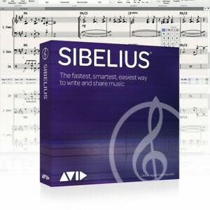 Avid Sibelius 8.7.2 Mac Crack