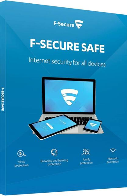 F-Secure Freedome VPN 2.43.809.0 With Crack