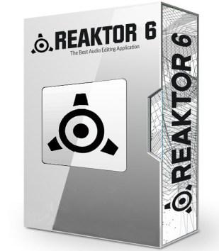 Native Instruments Reaktor 6 v6.4.3 Crack Mac