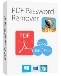 Coolmuster PDF Password Remover 2.1.10 With Crack