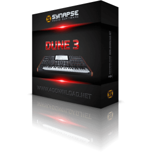 Synapse Audio DUNE 3.4.0 With Crack (Win & Mac) 2022
